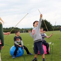Holiday Playscheme at: University of Cambridge Holiday Playscheme